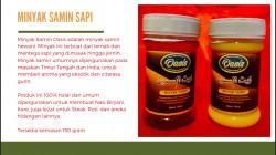 Minyak Samin (ghee)