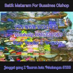 Batik Mataram Jaringan Bisnis