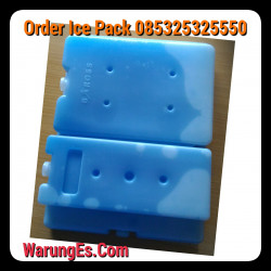 Pengrajin | Supplier Ice Pack | Warung Es Krim H2O