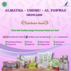 Distributor Umimu Almayra skincare